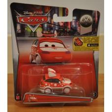 Disney Pixar Cars Okuni Tuners Mattel 2015 Card Diecast Model BNIC Kids Toy