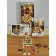 Lego Ramses Return 3855 Game Complete All Minifigures Mini Figures Boxed Toys